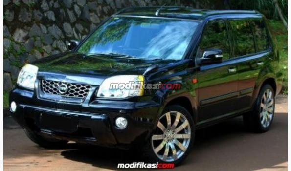 nissan xtrail 2005 st hitam a t. Black Bedroom Furniture Sets. Home Design Ideas