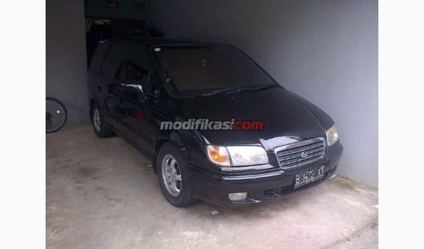 Gambar Modifikasi Mobil Hyundai Trajet