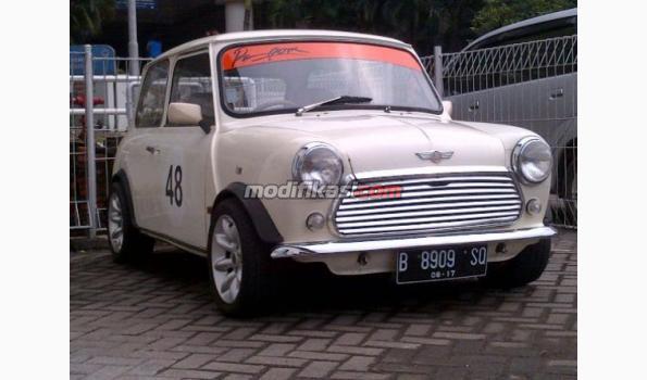 Mini Cooper 13i At Thn 1992 Khusus Pecinta Mobil Classic