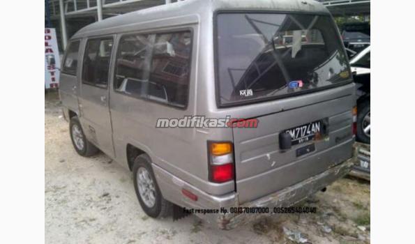 570+ Modifikasi Mobil Mitsubishi L300 Minibus Gratis Terbaru