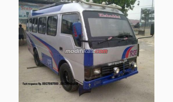 4500 Koleksi Modifikasi Mobil Truk Mitsubishi Ps 100 HD Terbaik