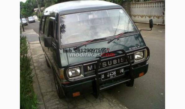 Mitsubishi L300 Spesial Wagon Th 1997 Diesel