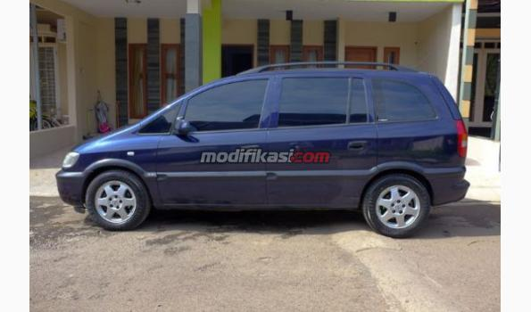 6100 Koleksi Modifikasi Mobil Chevrolet Zafira Terbaik