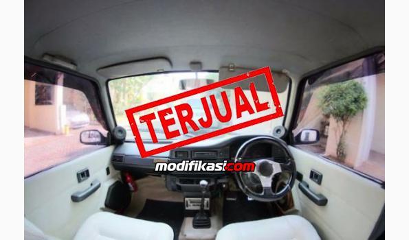 Toyota Kijang Grand Extra Lgx 94 Modifikasi Surabaya