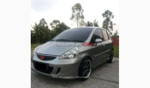 honda jazz vtech automatic silverstone tahun 2006 2007. Black Bedroom Furniture Sets. Home Design Ideas