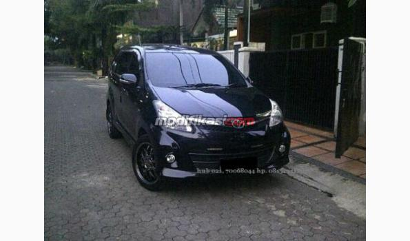 550 Koleksi Modif Mobil Avanza Veloz Hitam HD