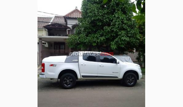 Chevrolet Colorado Double Cabin Thn 2012 Rare Sangar