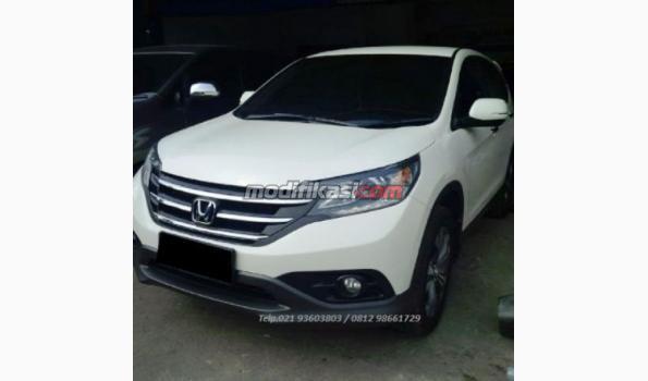 Honda Crv All New Tahun 2012 2013 24cc Warna Putih