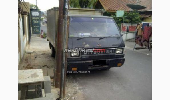 Mitsubishi L300 Tahun 2000 Full Box Diesel