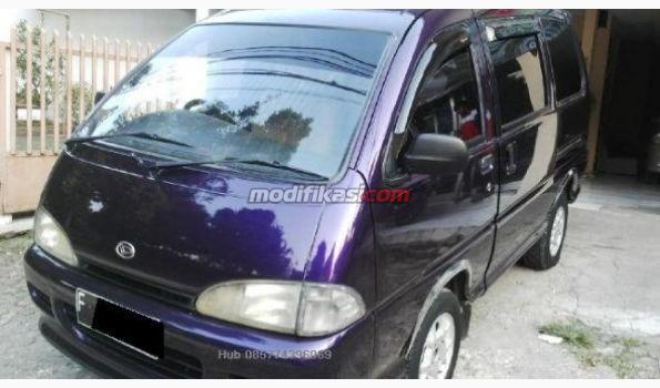 Daihatsu Espass 1.3 Tahun 95 Double Blower Mobil Irit Murah