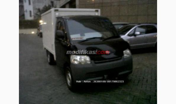84 Modif Mobil Gran Max Box HD Terbaik