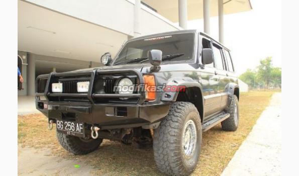 Chevrolet Trooper Diesel Tahun 1991