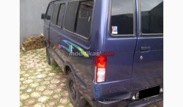730 Koleksi Modifikasi Mobil Carry 1000 Minibus Terbaik