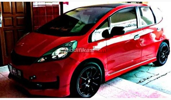 Honda Jazz Rs Matic 2012 Modifikasi