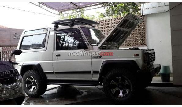 88 Koleksi Modifikasi Mobil Rocky HD