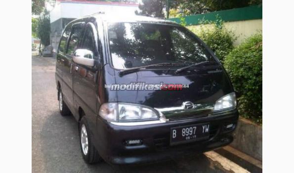 Daihatsu Espass Zsx 1.6cc Manual Thn 2006 Mulus Terawat
