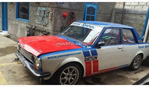 Datsun 510 Balap Retro Tahun 1971