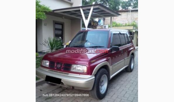 1997 Suzuki Escudo Nomade Full Orisinil