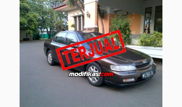 1994 Honda Accord Cielo Sv4 AT Coklat Metalik Mulus Gaul