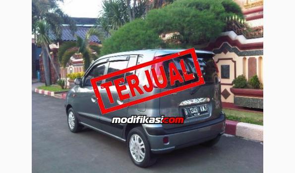 2006 Hyundai Atoz Gls M/T Abu-abu Dp Ringan