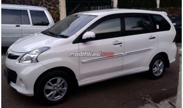 2014 Toyota Avanza Veloz Second Low Km Murah Meriah