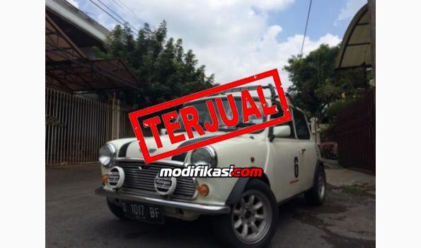 1968 Mini Cooper Morris Classic