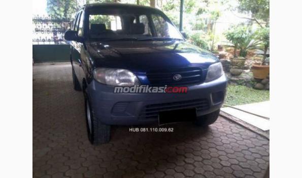 2002 Daihatsu Taruna Cl 1.5 Efi Empuk Nyaman