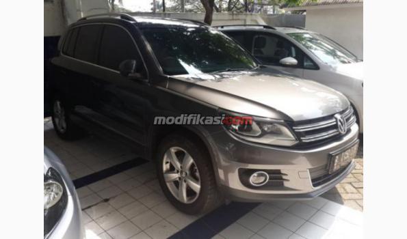 2013 Volkswagen Tiguan 1.4 Hiline Low Km Jarang Pakai Msh Waranty