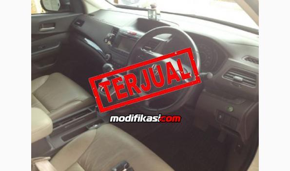 2013 Honda Crv 24 Prestige Putih Bogor