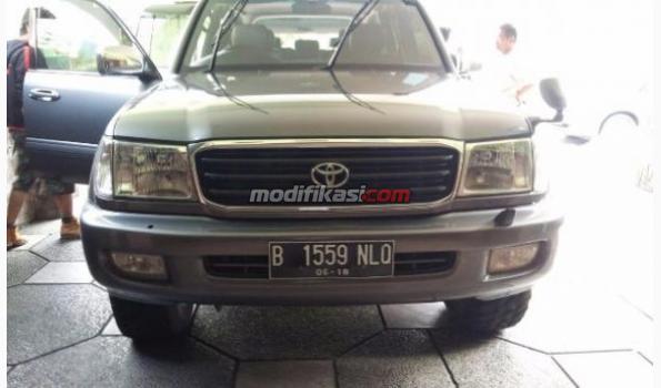 2000 Toyota Land Cruiser Vx Limited Antik