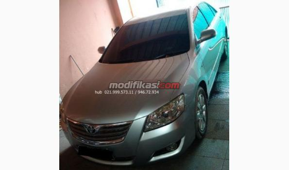 2008 toyota new camry 2 4 g a t dp17an silver. Black Bedroom Furniture Sets. Home Design Ideas