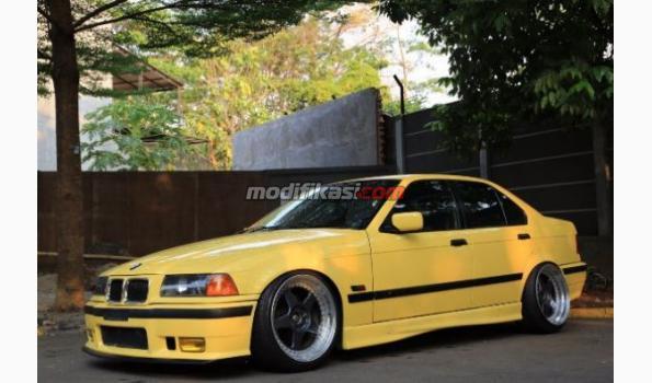 1995 Bmw E36 320i Le A/t Dakar Yellow Oz Futura