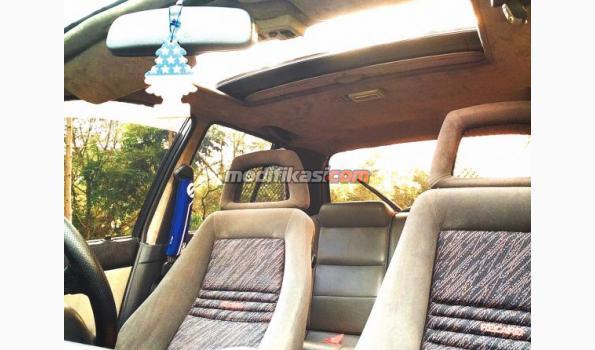 1996 Toyota Starlet Full Body Gt Convertion