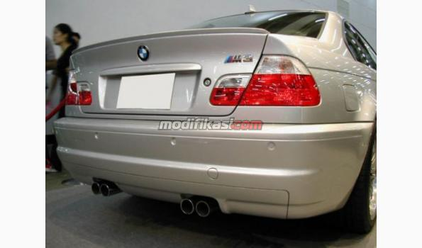 Ducktail Roof Spoiler Bmw E36 E46 E60 E90 F10 F30