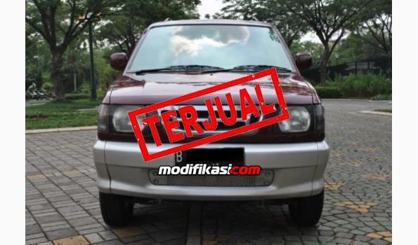 2000 Mitsubishi Kuda 25 Glx MT Diesel
