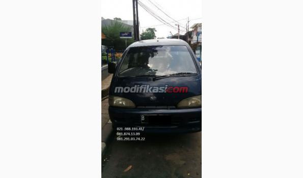 1997 Daihatsu Espass Surat Komplit Bodi Mulus