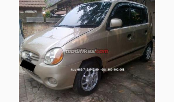 2002 Hyundai Atoz Gls Super Irit