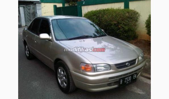 1997 Toyota Corolla All New 1.6cc Seg Manual
