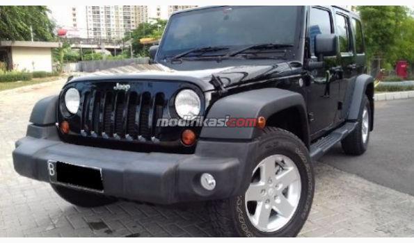 2016 Jeep Wrangler Diesel >> 2012 Jeep Wrangler Platinum 2 8cc Diesel Hitam Km6rb Antik
