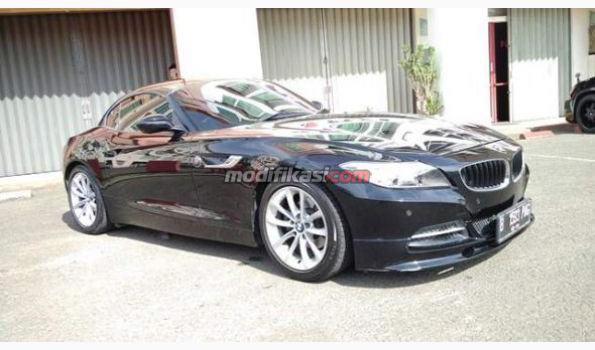 2014 Bmw Z4 Roadster 2 0 Hitam Registrasi 2015