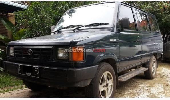 GETTINLOW - Risman Jacob: 1991 Toyota Kijang Super