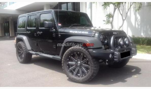 2016 Jeep Wrangler Diesel >> 2015 Jeep Wrangler Platinum 2 8cc Diesel Hitam Km4rb