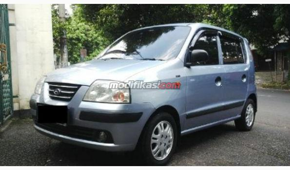2005 Hyundai Atoz AT 1.1 Newmodel Irit Eks Wanita