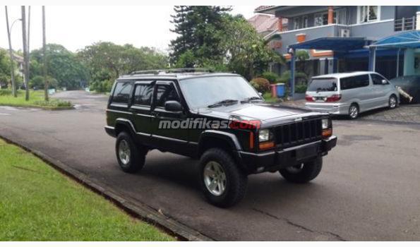 660+ Modifikasi Mobil Jeep Cherokee HD