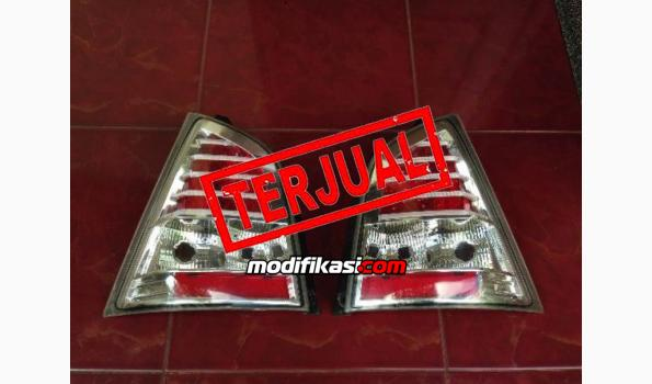 Stop Lamp Eagle Eyes Livina Led Clear Dijual Cepat