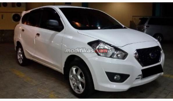 2015 Datsun Go Panca (jok 3 Baris ) Manual Warna Putih