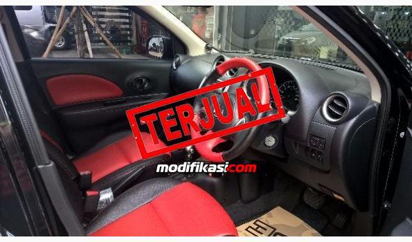 2011 Nissan March Autech Modif
