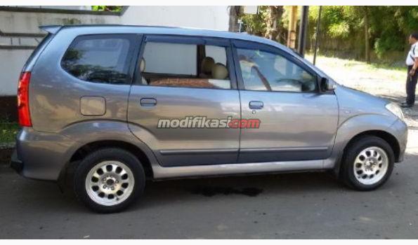 750 Modifikasi Mobil Avanza Abu Abu Gratis Terbaru