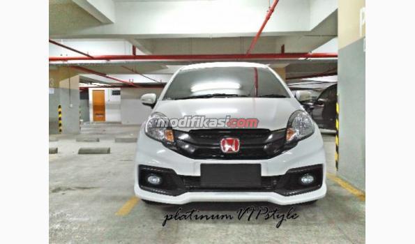 Emblem Red Jdm Honda Mobilio