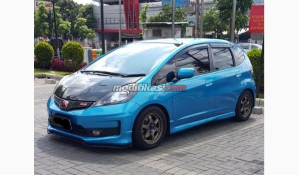 2008 Honda Jazz Convert To Rs 2014